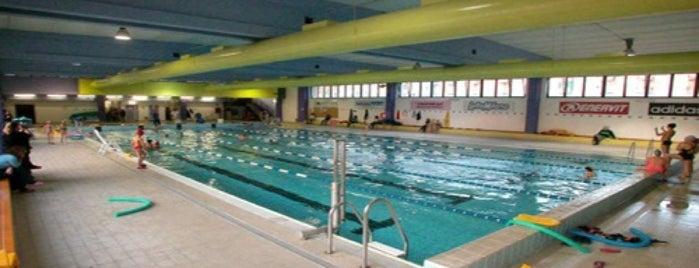 MilanoSport - Piscina Coperta is one of Tempat yang Disimpan Rafael.