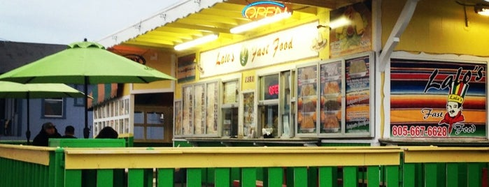 LaLo's Mexican Fast Food is one of To-Do List.
