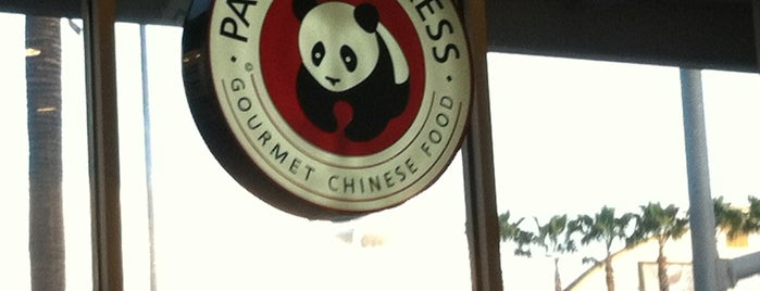 Panda Express is one of Lieux sauvegardés par tricia.
