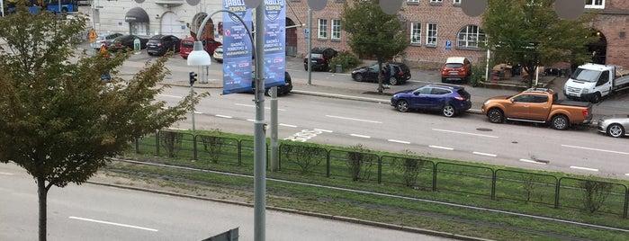 Flygbussarna Göteborg - Landvetter Airport is one of Gothenburg.