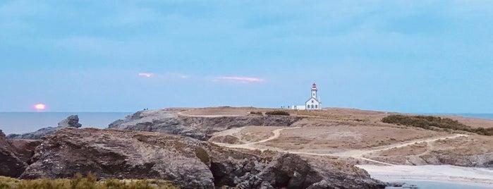 Pointe des Poulains is one of Bretagne.