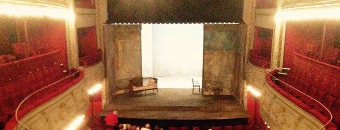 Théâtre Dejazet is one of Posti che sono piaciuti a Simone.