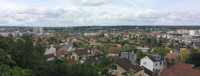 Parc du Mont-Valérien is one of Île-de-France.