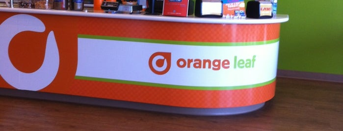 Orange Leaf is one of Welcome to Eville....