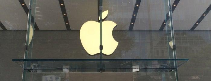 Apple Omotesando is one of Isabel : понравившиеся места.