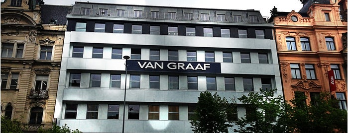 VAN GRAAF is one of Locais curtidos por Veronika.