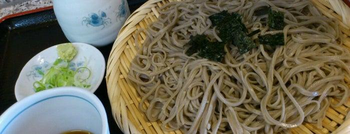 そば処 山三 大山 is one of 蕎麦屋.