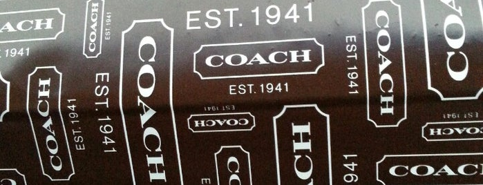 Coach Factory Outlet is one of Orte, die Montana gefallen.