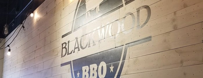 Blackwood BBQ is one of Chicago.
