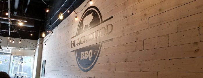 Blackwood BBQ is one of BBQ.