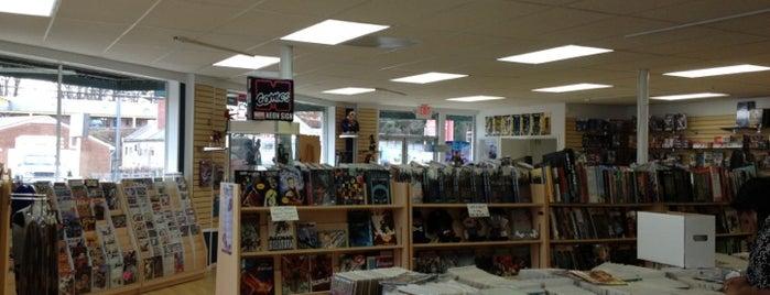 Victory Comics is one of Orte, die Jason gefallen.