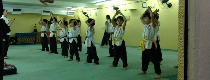 Hung Sing Kung Fu Academy is one of Jacqueline 님이 좋아한 장소.