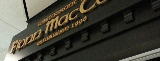 Fionn MacCool's is one of Posti salvati di Graham.