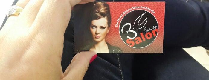 Beauty Salon is one of Lieux sauvegardés par Priscila.