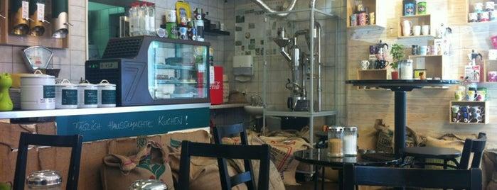 KaffeeReich is one of The List:Dusseldorf.
