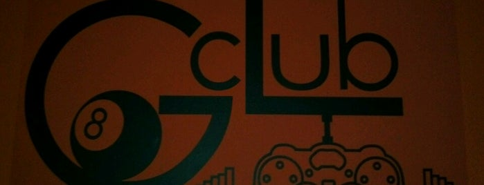 G-Club is one of Favorite places.