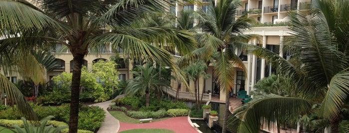 Wyndham Grand Rio Mar Beach Resort & Spa is one of Fave Hotels & Resorts.