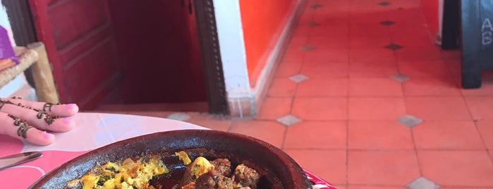 Henna Café is one of Marrakech.
