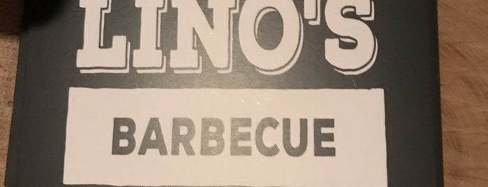Lino's Barbecue is one of Food.