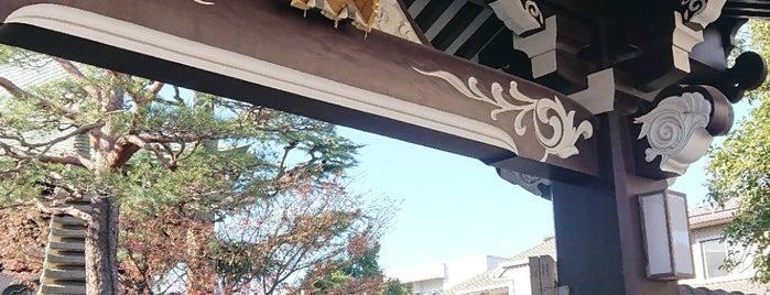 聖閣山 萬福寺 is one of 東京街歩き.