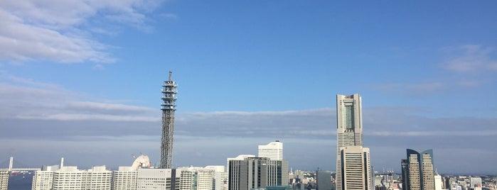 パークタワー横浜ステーションプレミア is one of 高層ビル@首都圏.