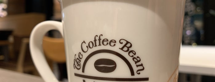 The Coffee Bean & Tea Leaf is one of 紅茶がおいしいリスト.