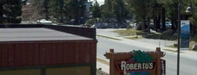 Roberto's Cafe is one of Yosemite & Mammoth.