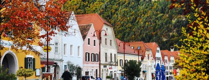 Hauptplatz Frohnleiten is one of Posti che sono piaciuti a Ali.