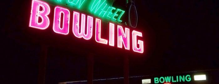 Wagon Wheel Bowl is one of pinball 7.
