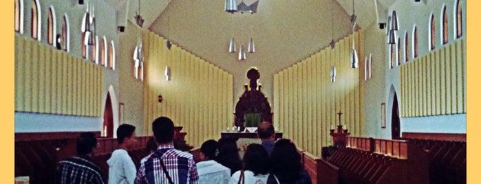 Biara Trapist St. Maria Rawaseneng is one of Gereja Katolik & Biara di Indonesia.