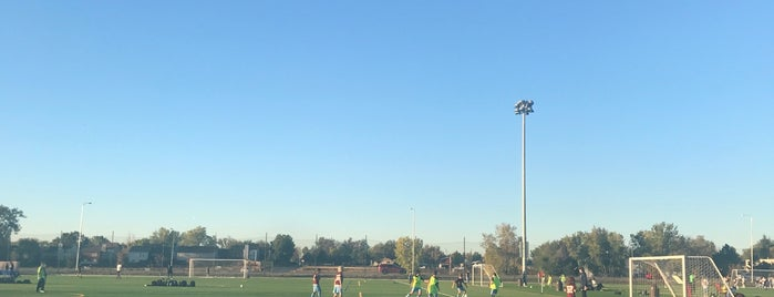 Aurora Sports Park Soccer Fields is one of Fun Things to do in Aurora, Colorado.