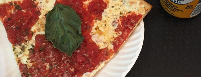 Regina Pizzeria is one of One Bite, Everybody Knows The Rules 2.