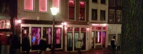 Quartiere a Luci Rosse di Amsterdam is one of Eurotrip.