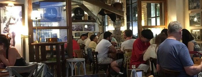 Bar Pelayo is one of Sevilla.