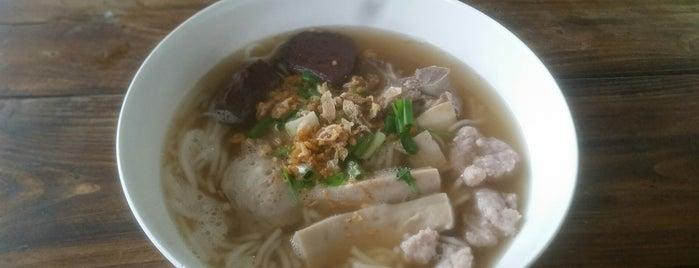 ก๋วยจั๊บญวน เมืองอุดร is one of เชียงใหม่_5_noodle.
