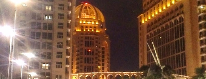 The St. Regis Doha is one of Best Asian Destinations.