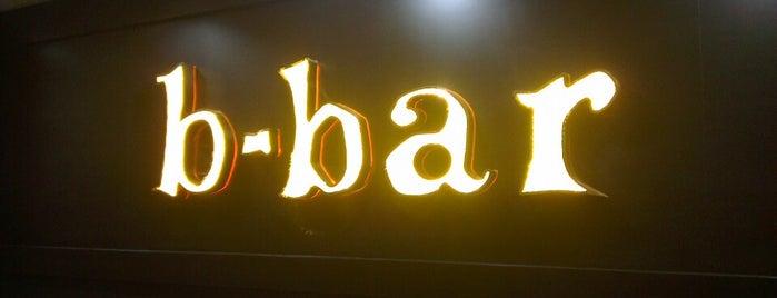 b-bar is one of Buddha-Bar.