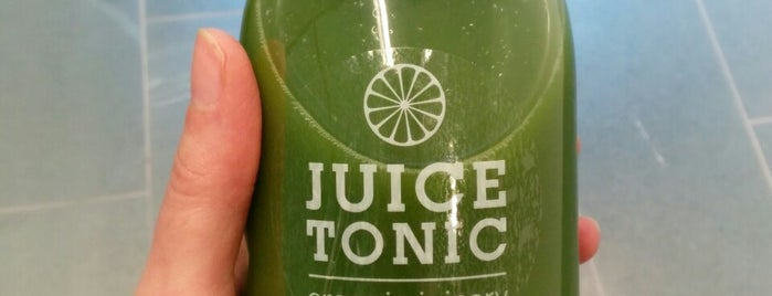 Juice Tonic is one of Very Good.