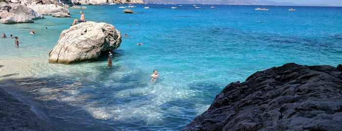 Cala Goloritze' is one of Sardinia.