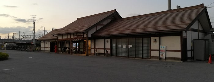 Taga-Taishamae Station is one of Lugares favoritos de Tomato.