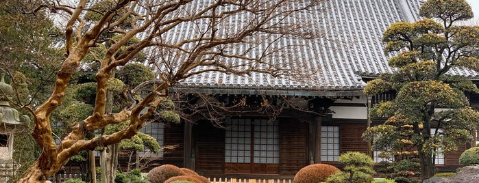 松月院 is one of Lugares favoritos de Masahiro.