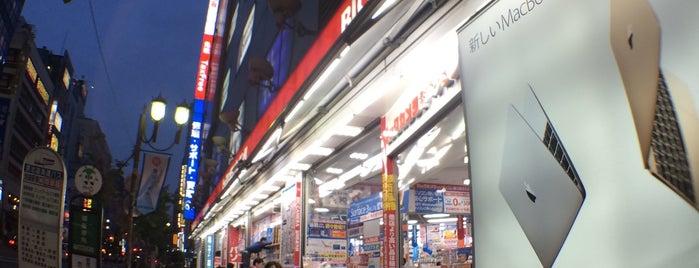 ビックカメラ 池袋本店 パソコン館 is one of สถานที่ที่ Tomato ถูกใจ.
