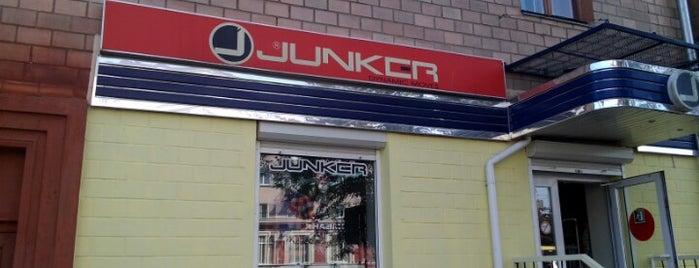 Junker is one of Виктория'ın Beğendiği Mekanlar.
