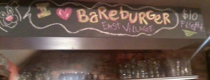 Bareburger is one of A Trip to New York.