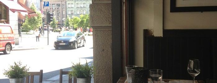 Ett Glass is one of Oslo.