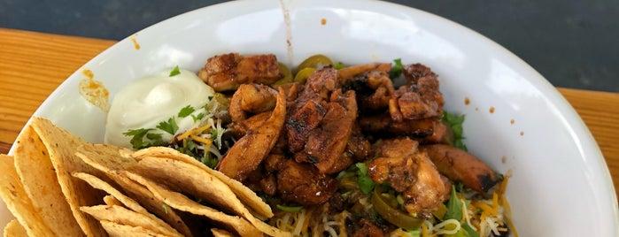 Bien Caribbean/Latino Restaurant is one of keys.