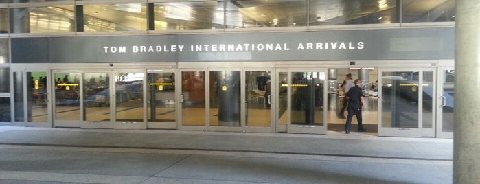 Aeroporto Internazionale di Los Angeles is one of Trudy's list.