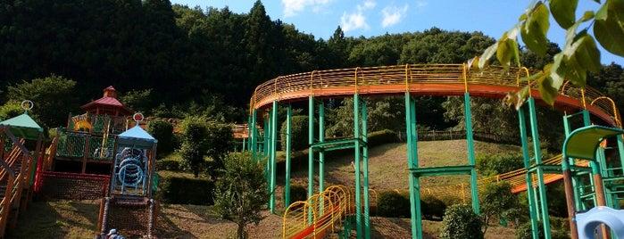 倉渕せせらぎ公園 is one of Tempat yang Disukai モリチャン.