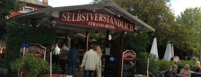 Selbstverständlich Strandbeisl is one of สถานที่ที่ Sibel ถูกใจ.