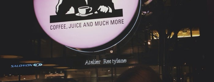 JOE & THE JUICE is one of Lugares favoritos de Irina.